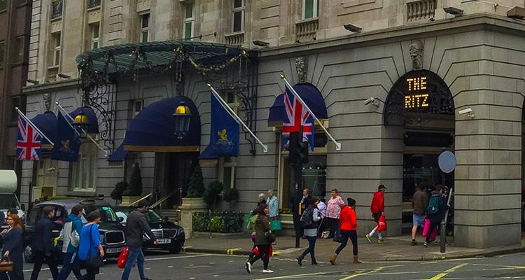 Hotell The Ritz i London