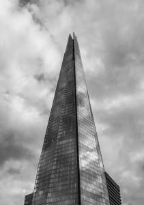 The Shard ger en fantastisk utsikt över London!