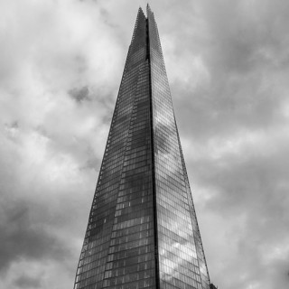 The Shard ger en fantastisk utsikt över London!