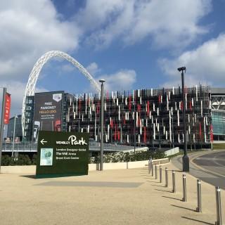 FA Cup-finalen hålls på Wembley Stadium
