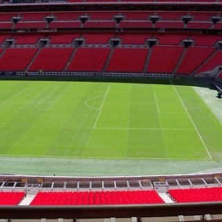Wembley Stadium fotbollsem